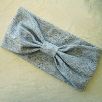 Stone Knit Turband from Love What's Missing