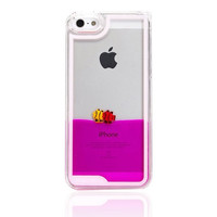 Swimming Water Neo Fish  Pink Liquid iPhone 6s Case iPhone 6 Case iPhone 6S/6 Plus Case iPhone 5S/5/5C Case N0005