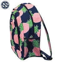 Simply Southern Preppy Collection Pineapple Backpack PINE05