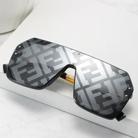 FENDI Men Women Casual Summer Sun Shades Eyeglasses Glasses Sunglasses