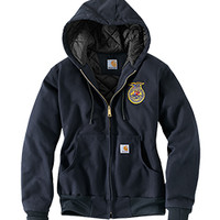 The FFA Carhartt Women's Hooded Jacket – National FFA Organization Online Store