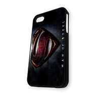 Awesome Superman Man Of Steel iPhone 4/4S Case