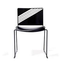 Bend Cafe Chair