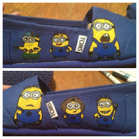 Despicable Me Inspired TOMS