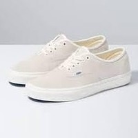 Vans Authentic(Pig Suede)Marshmellow
