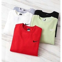 Nike tide fashion casual long-sleeved sports pullovers F