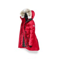Canada Goose Rossclair Parka  Fusion Fit Women Outwear Down Jackets - Best Deal Online