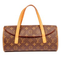 Louis Vuitton Sonatine Satchel 5655 (Authentic Pre-owned)