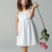 Watters Seahorse Flower Girl Dress Tess / 46633