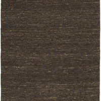 Continental Natural Fibers Area Rug Brown