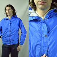 Vintage North Face Gore-Tex Made In USA Zip Up Mountain Parka