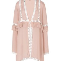 FOR LOVE & LEMONS Dressing gown - Underwear D | YOOX.COM