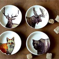 Wildlife Image Mini Dish