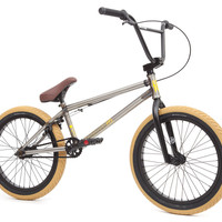 Fit Conway Savage 1 Complete Pro BMX Bike Clear Raw