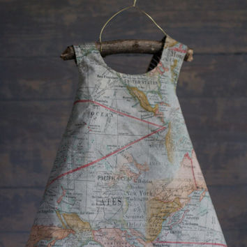 The Map Dress