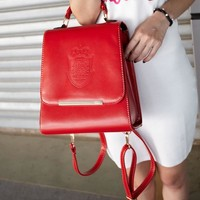 Back To School Stylish Comfort Casual Hot Deal On Sale College Korean Vintage Backpack [6582618567]