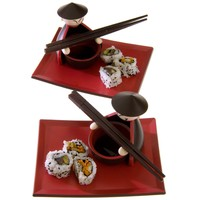 Msc International Sushi-service For Two