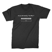 Are You Still Watching The Office T Shirt Continue Watching The Office Shirt