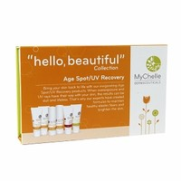 """MyChelle """"hello beautiful"""" Collection, Age Spot/UV Recovery"""