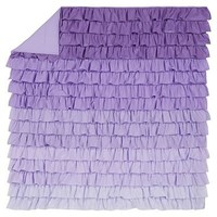 Bedding Product Images | PBteen #ruffles #adorable #bedding