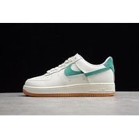 Nike Air Force 1 Low Af1 Vandalized Green/ Blue Sneakers