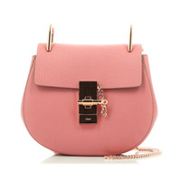CHLOÉ CHLOÉ DREW SMALL BAG PINK