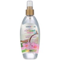 OGX Extra Rich + Coconut Miracle Oil Weightless Hydrating Body Oil Mist, 6.8 oz - Walmart.com