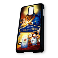 Beauty And The Beast Disney Samsung Galaxy S5 Case