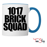 1017 Brick Squadrf Coffee & Tea Mug