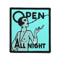 Open All Night Patch