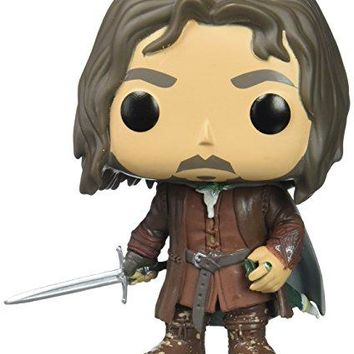Funko Pop Movies: Lord of the Rings/Hobbit-Aragorn Collectible Figure