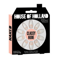 Elegant Touch House of Holland Nails - Classy Nude - feelunique.com