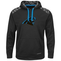 Majestic Carolina Panthers Armor Pullover Synthetic Fleece
