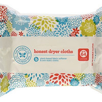The Honest Company Dryer Cloths 32 Count (64 Loads)