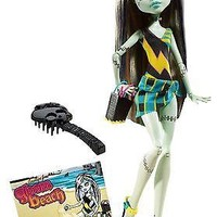 Monster High Gloom Beach Frankie Stein Doll