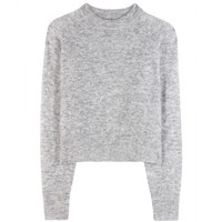 Carly mohair and wool-blend sweater