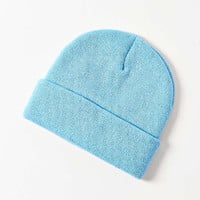 Double Knit Essential Beanie | Urban Outfitters