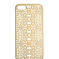 Baroque Scroll iPhone 5 Case