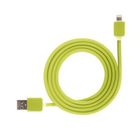 USB Cable for iPhone - Green