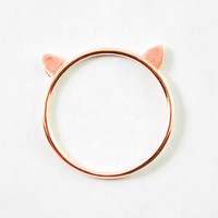 Cat's Meow Ring