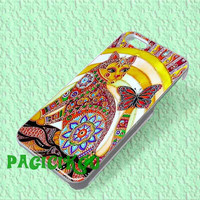 the cat egipth vintage aztec iphone 4 4s 5 5s 5c case, galaxy s3 s4 s5 case, ipod 4 touch, htc one x m7 hard case cover