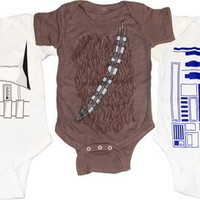 Star Wars Infant Baby Onesuit Romper - Star Wars - | TV Store Online