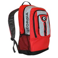 Georgia Bulldogs Colossus Backpack (Red)