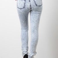 Afternoon Rise High Waisted Jeans