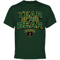 Baylor Bears Year of the Bear T-Shirt - Green