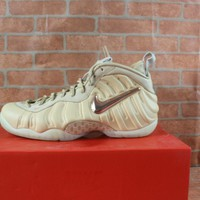 [Free Shipping]Nike Air Foamposite One 920377 220  Basketball Sneaker