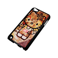 OBEY HELLO KITTY iPod Touch 5 Case Cover