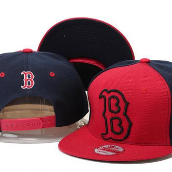 Perfect Brooklyn Dodgers MLB hats Women Men Embroidery Sports Sun Hat Baseball Cap Hat