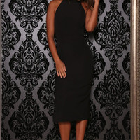 Lea Dress Black