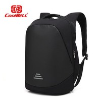 Cool Backpack school CoolBell Anti theft For 15.6 inch Backpack notebook computer Laptop bag Waterproof Business Student Casual Bag AT_52_3